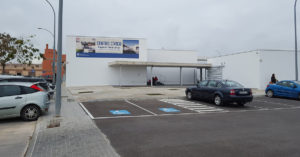 El Centro Cívico.