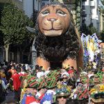 El Puerto disfruta de su Cabalgata de Carnaval como fin de fiesta