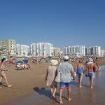 El PP denuncia la falta de megafonía en la playa de Valdelagrana