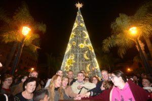 Ya es Navidad en El Puerto. / P.P.M.