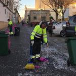 Medio Ambiente retira más de 245 toneladas de basura por Carnaval