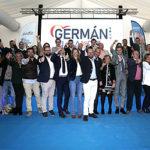 El PP presenta su candidatura con Germán Beardo a la cabeza