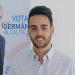 NNGG El Puerto pide el voto joven para Germán Beardo para el 26M