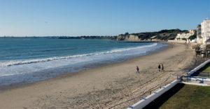 Playa de Fuentebravía.