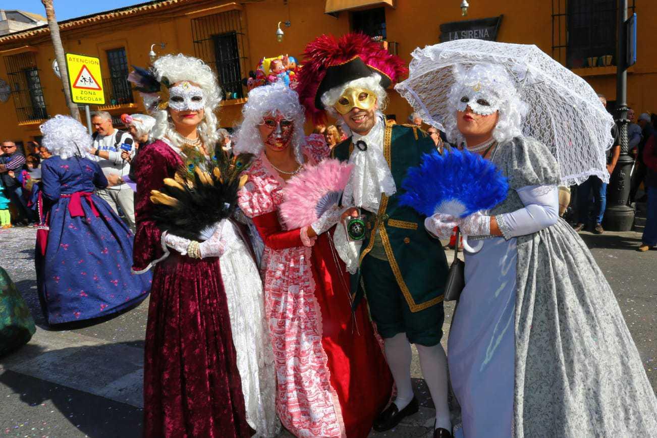 Cabalgata de Carnaval 2020