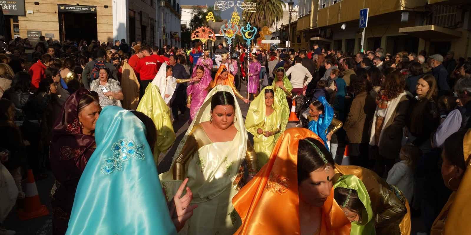 Cabalgata de Reyes 2020 / Mancera