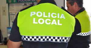 La Policia Local de El Puerto continúa formándose.