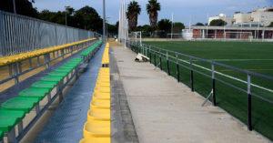Instalaciones deportivas de El Juncal.