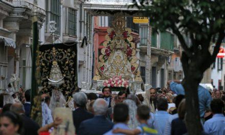 Suspendida la procesión de la Virgen del Rocío prevista para el 29 de junio