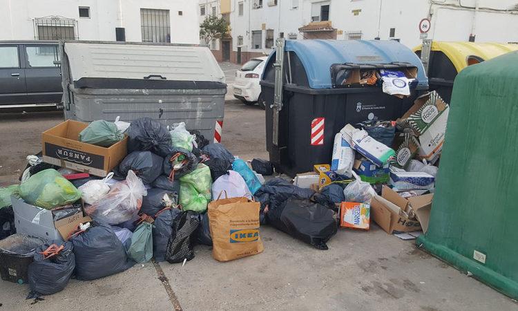 Desconvocada la huelga de basuras de El Puerto