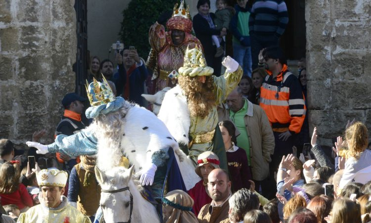 Cabalgata de Reyes 2019 en El Puerto de Santa María