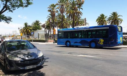 Los autobuses urbanos de El Puerto, gratuitos a partir del jueves