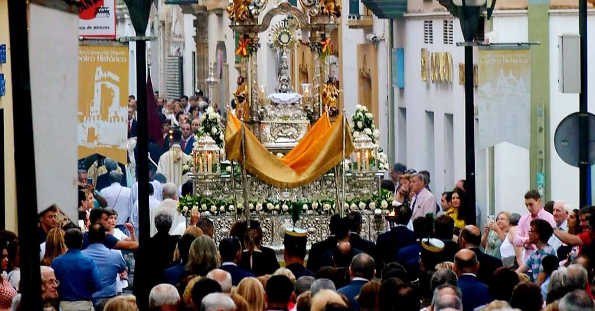 Santiago Jesús Díaz Veguilla será el cartelista de la festividad del Corpus Christi 2020