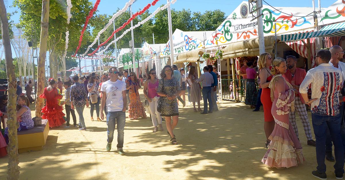 La Feria de El Puerto 2022, del 25 al 30 de mayo