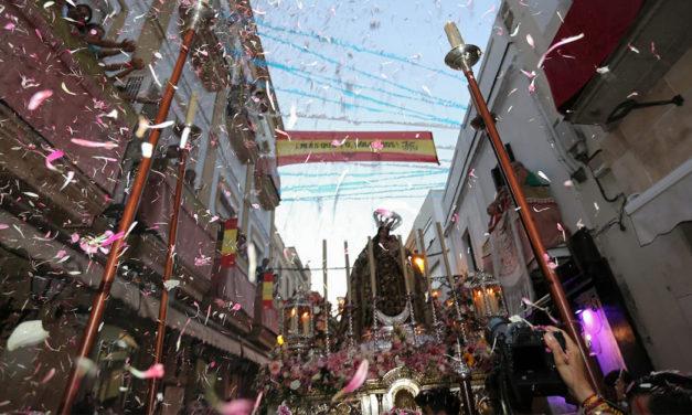Suspendida la salida procesional de la Virgen del Carmen