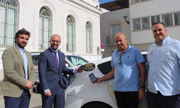 """Puerto Taxi presenta la aplicación """"EnTaxi APP"""""""