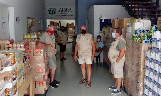 La Fundación ADRA manifiesta su hartazgo por la situación que atraviesan