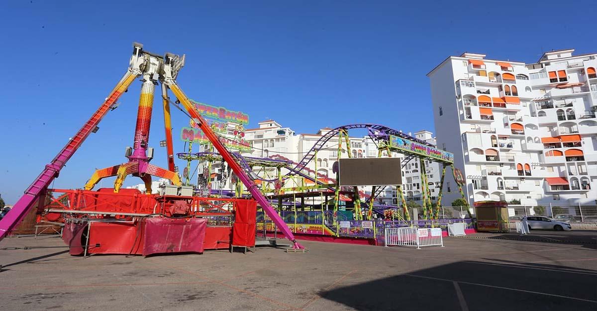 El Ayuntamiento deniega la licencia a las atracciones de Valdelagrana