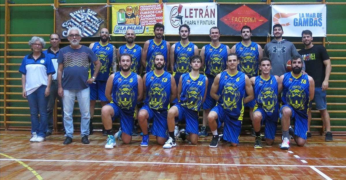 La Gymnástica Portuense asciende a la Liga EBA