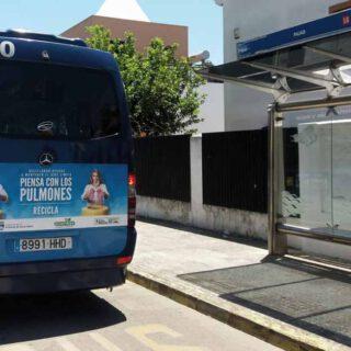 8 ventajas de viajar en autobús urbano en El Puerto
