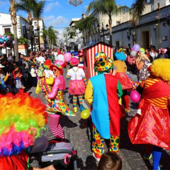La Cabalgata de Carnaval puso el colofón a una gran fiesta