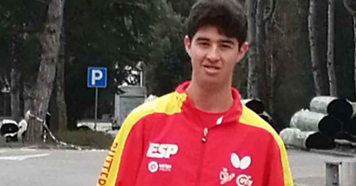 Ceferino Gómez participará en un torneo internacional con la selección española