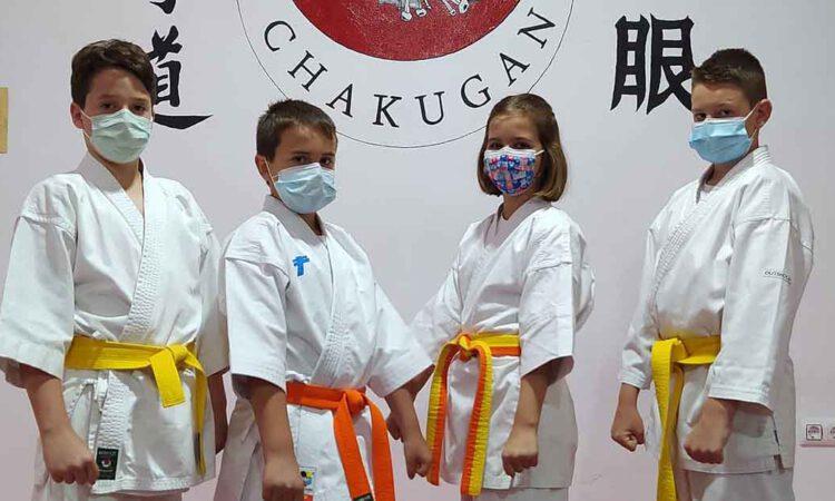 El Club Chakugan participará en la V Copa Andalucía de karate