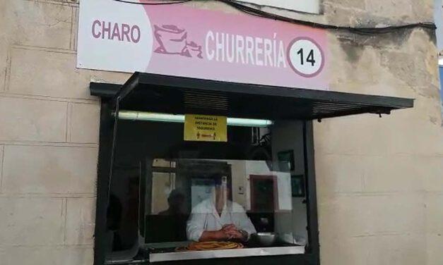 """Charo """"la de los churros"""" tendrá desde el lunes su placa en el Mercado"""