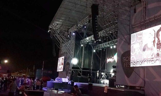 La DJ italiana Deborah De Lucah hace vibrar El Puerto en una gran sesión en DSOKOTRONIC