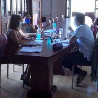 Ayuntamiento y Andalucía Emprende colaboran para impulsar la Estrategia ERACIS