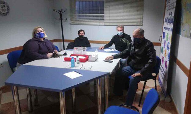 La Flave recibe de la Fundación Cádiz CF mascarillas solidarias