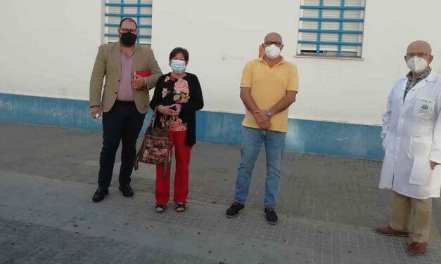 La Flave propone instalar toldos en los centros de salud de El Puerto