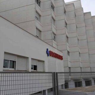 Bajan a ocho los pacientes Covid ingresados en el Hospital de El Puerto