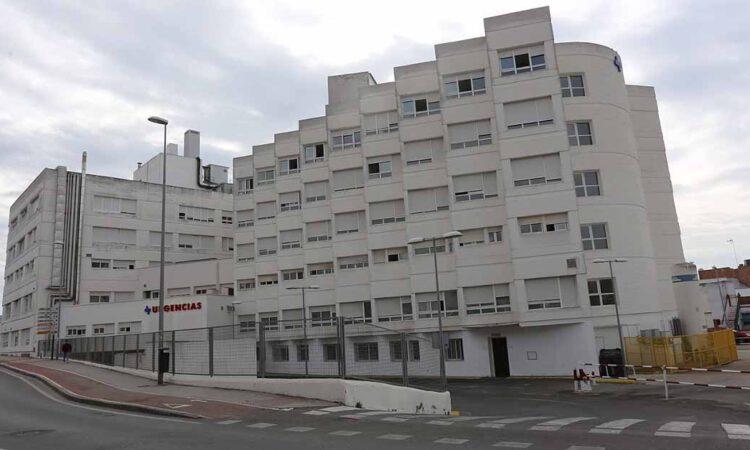 Un nuevo ingreso en el Hospital de El Puerto eleva a 9 el total de pacientes Covid