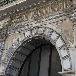 Betilo organiza una campaña para la rehabilitación del antiguo Hospital San Juan de Dios