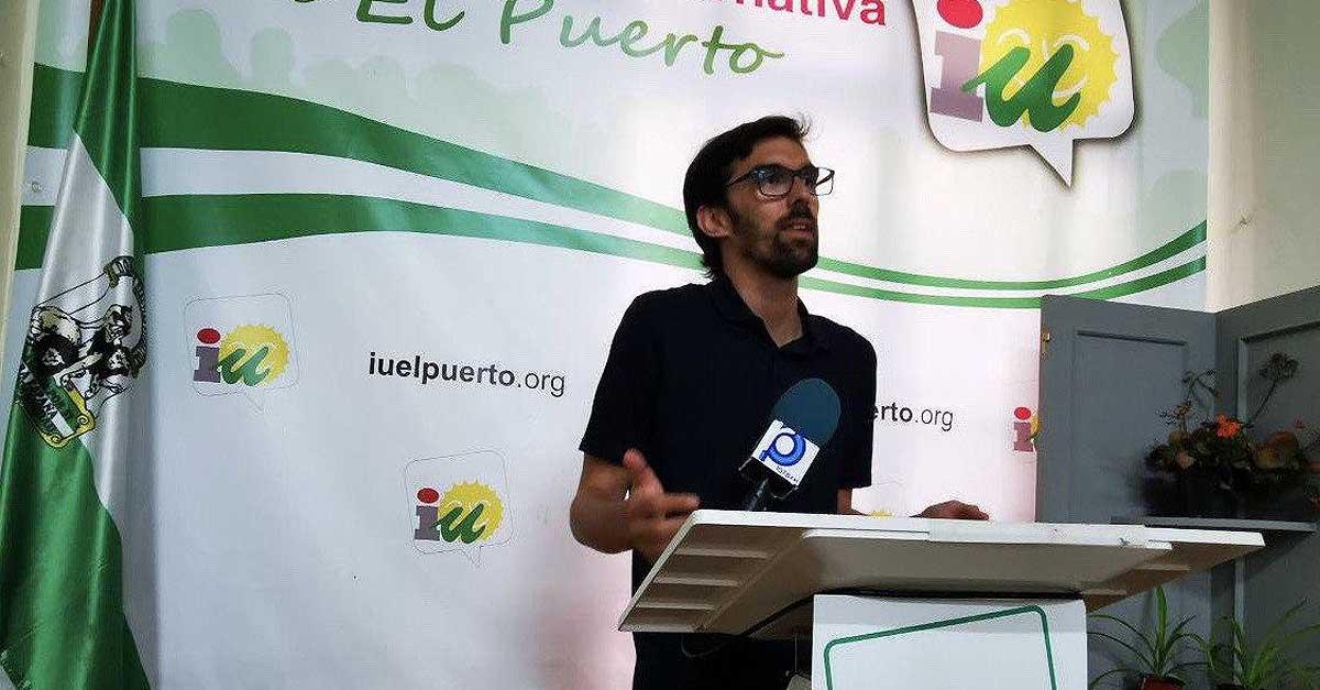 IU denuncia que Beardo ha duplicado la deuda del Ayuntamiento de El Puerto