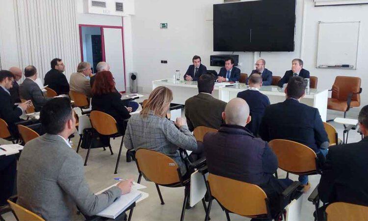 La Comisión de Agua, Energía y Medio Ambiente de la CEC se reúne en Apemsa