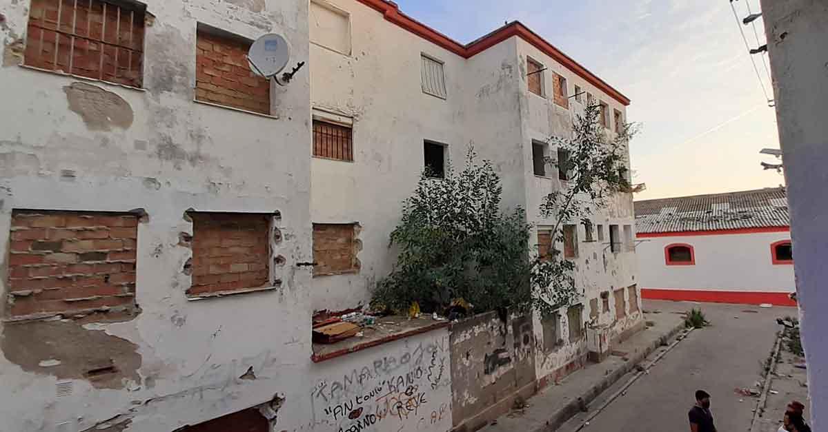 La Junta derribará en junio dos edificios más de José Antonio