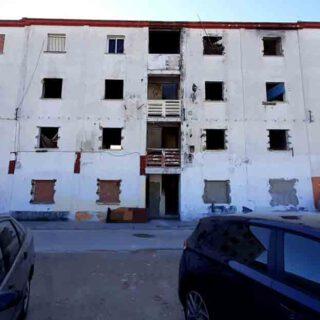 La Junta licita la demolición de dos bloques más en la barriada de José Antonio