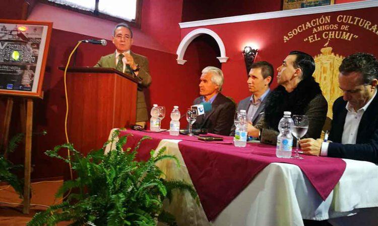 Presentado el cartel del V Certamen de Cante Flamenco
