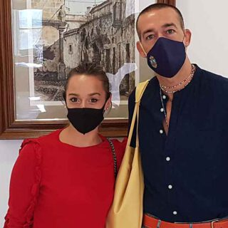 La artista portuense Noelia de los Ríos será la Reina de Oriente en las próximas Navidades