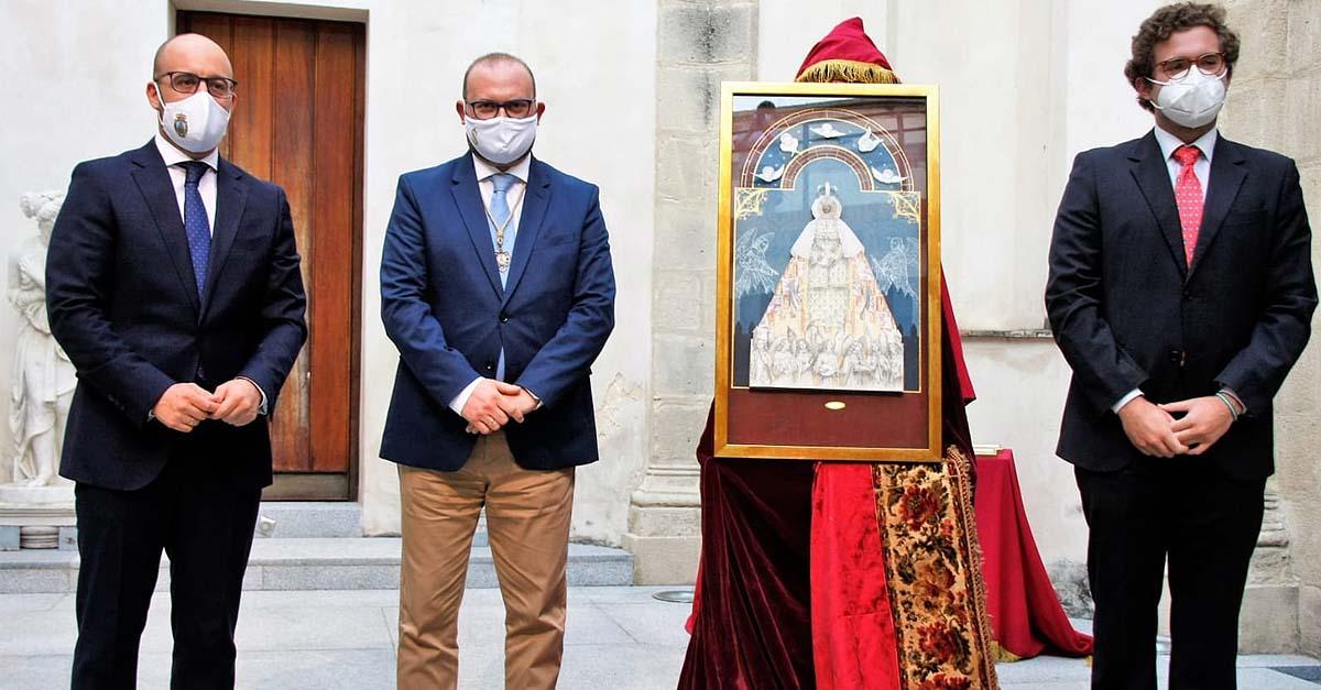 El pregón y la presentación de cartel anunciador dan inicio a la Festividad de la Patrona