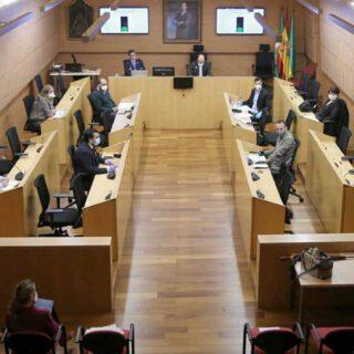 Aprobado por unanimidad el pago de 559.000 euros en facturas a proveedores municipales