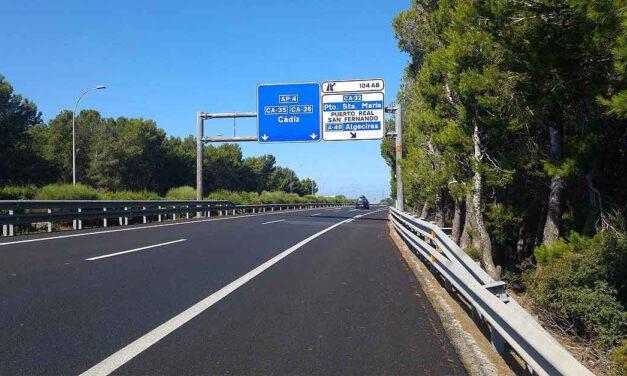 El Puerto pedirá al gobierno mejoras en las señales para llegar por carretera