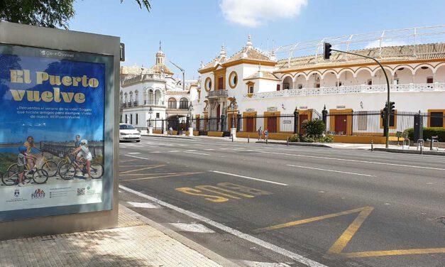 """""""El Puerto vuelve"""", presente desde julio en zonas emblemáticas de Sevilla"""