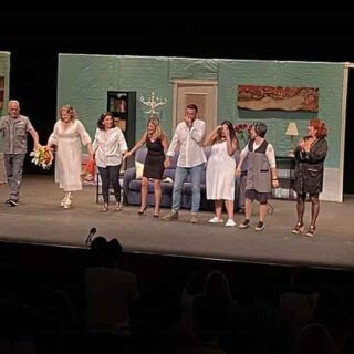 El teatro aficionado se despide este jueves del Festival de Comedias con las obras de dos grupos portuenses