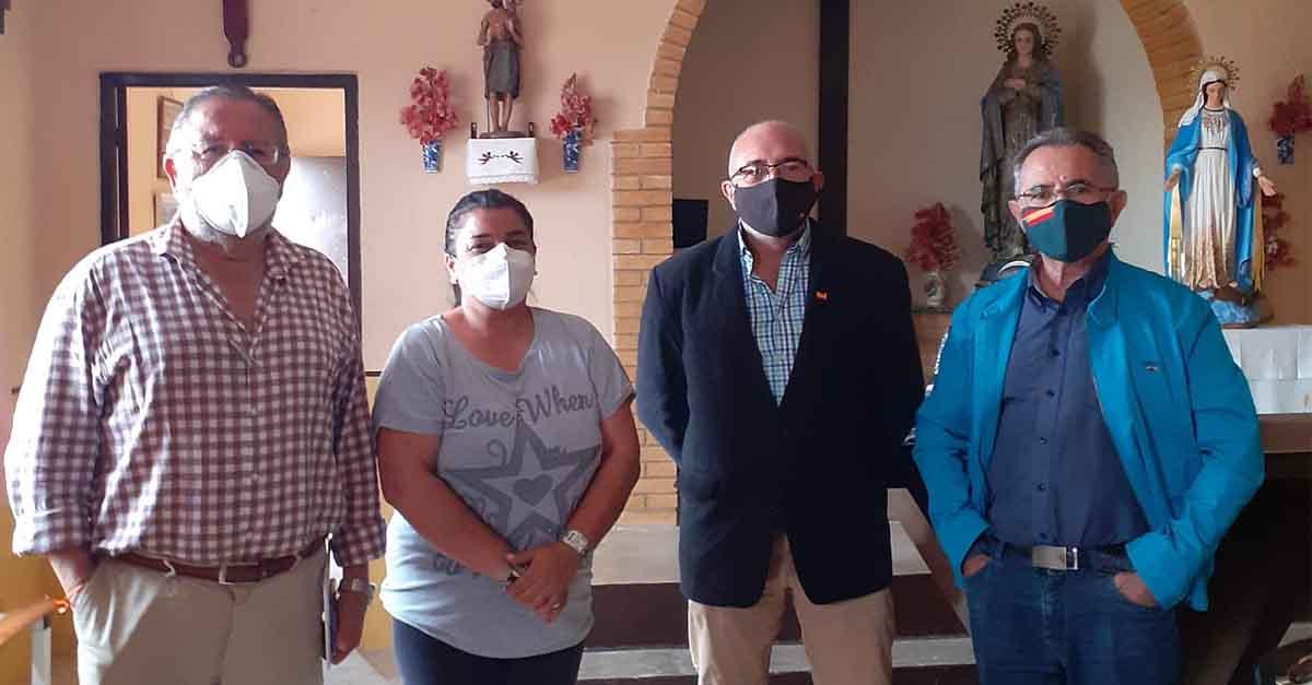 Vecinos de la Sierra de San Cristóbal denuncian los problemas que están sufriendo con sus viviendas