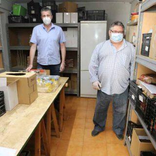Amigos Portuenses solidarios: labor silente en ayuda de los portuenses