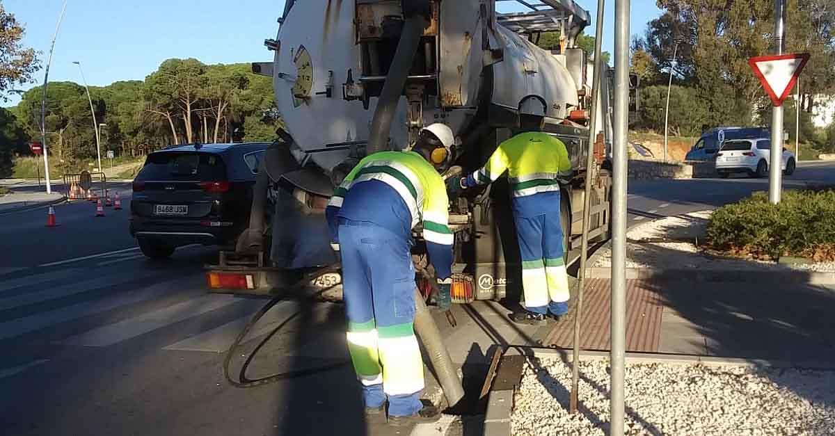 Apemsa informa de una posible bajada de presión de agua en Costa Oeste por labores de mantenimiento
