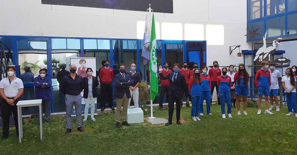 El Centro Inglés recibe la Bandera Verde como Eco-Escuela a nivel Internacional